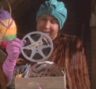 Christmas Vacation Attic.That Spirit Of Christmas Vacation Scratchpad